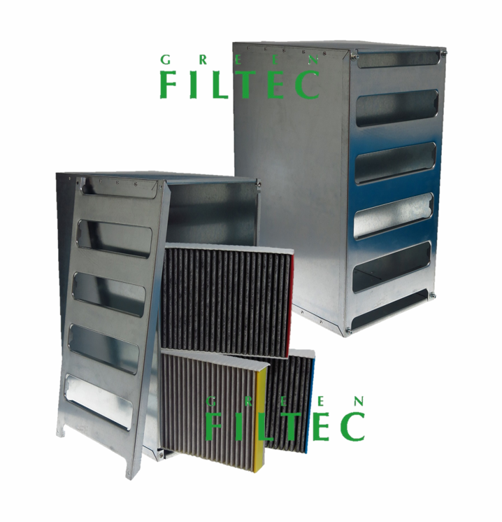 High Capacity Multi-function filter