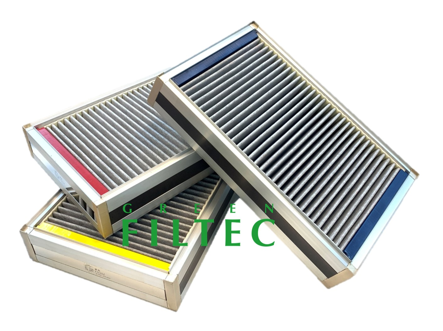 Magnetic Adhesion Filter Frame